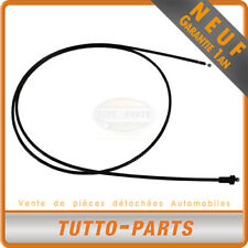Cable Tirette Ouverture de Capot pour VW Golf 3 Vento - 814029601 1170700600