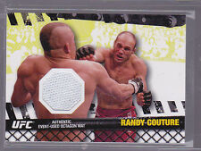 2010 Topps UFC Fight Mat Relics #FMRC Randy Couture UFC 57