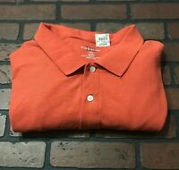 Harbor Bay Short Sleeve Polo Shirt Men's Size 5XL
