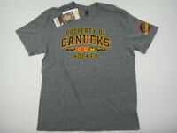 New! CCM Vancouver Canucks Team Issued NHL Pro Stock Hockey Player Shirt Mens L