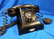 Telefono in bachelite Fatme-Ericsson Roma anni 40