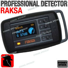 Raksa Spy Phone Detector Camera GSM Listening Bugs Hidden Anti Sweep Eavesdroppi