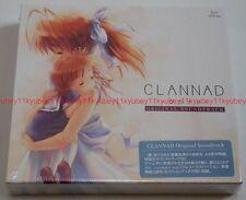 New CLANNAD ORIGINAL SOUNDTRACK 3 CD Japan Key Sounds Label KSLA-0012