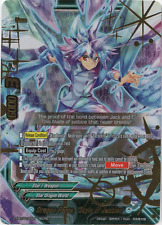 "Buddyfight Dragon Force, ""Style of Justice"" secret"