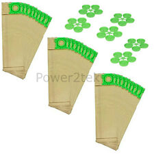 30 x 5093ER Vacuum Cleaner Bags for SEBO Taski Stealth Hoover NEW - UK Stock