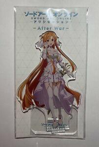Sword Art Online Alicization After War Event Acrylic Stands
