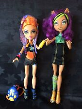 Monster High - Sisters - Clawdeen And Howleen Wolf