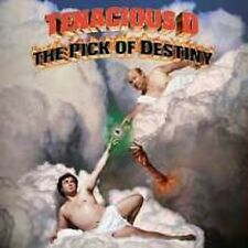 "Tenacious D ""The Pick of Destiny"" CD NUOVO"