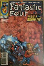 Fantastic Four #7 Heroes Return Marvel Comics