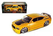 Jada 1/18 Collector Club 2006 Dodge Charger R/T Dayton Diecast Model Car 96364YL