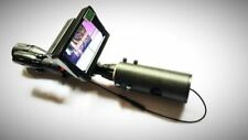 Riflescope Add On DIY Night Vision Scope Day & Night Use W/ LCD IR Flashlight