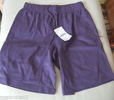 Asics-mens-fitness-gym-sports-plutarco-shorts-size Pequeñas Color Azul Marino