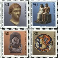 Berlin (West) 708-711 (kompl.Ausgabe) postfrisch 1984 Kunstschätze
