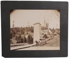 Marshfield Oregon 1899 Photo Photograph Briggs