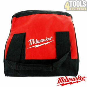 Milwaukee M18 11 inch Small Contractors Heavy Duty Carry Soft Tool Bag