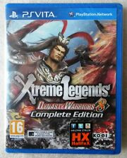 XTREME LEGENDS DYNASTY WARRIORS 8 COMPLETE EDITION PSP ITA