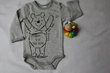 Baby Bodysuit long-sleeved 50/56cm (Newborn)