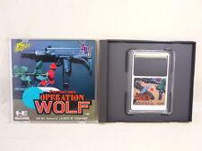 OPERATION WOLF PC-Engine Hu PCE Import Japan Video Game pe