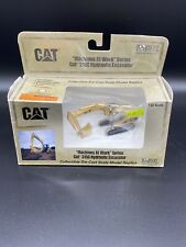 HO Scale Norscot Machines At Work CAT 315C Hydraulic Excavator 1/87 Box Damage