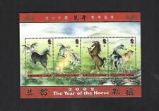 Tonga sc#1060 (2002) Souvenir Sheet MNH