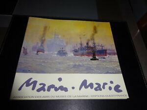 "RARE "" MARIN - MARIE "" de ASSOCIATION DES AMIS MUSEE MARINE"