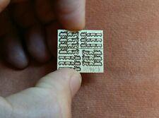 Worldwide 0 € Porto Micro Toys 13 trains Rio Grande freight train Scale 1/2000