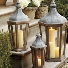 Lanterns Pottery Barn Style Farmhouse Park Hill Collection Hillcrest Parkhill