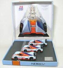 Set Aston Martin LMP 1 no. 7, No 8 und no. 9 Lemans 2009