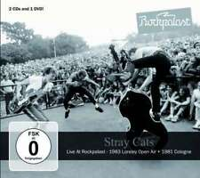 Stray Cats - Live At Rockpalast NEW DVD