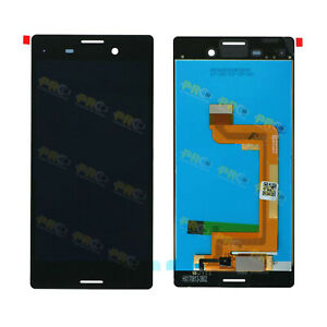 LCD Screen Assembly for Sony Xperia M4 Aqua Black