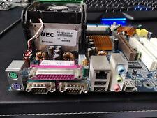 Mainboard Gigabyte GA-8S648FXM2, 478 / Cpu Celeron SL6LC 2.0GHz/128KB 478
