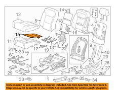 GM OEM Driver Seat-Mat 23223774