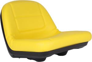 Seat GY20496 fits John Deere 135 145 G110 L100 L105 L107 L110 L118 L120 L130