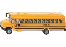 SIKU US School Bus 1:55 Scale 20cm long die-cast BRAND NEW vehicle model # 3731