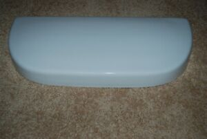 Glacier Bay 385-195 White Toilet Tank Lid, Excellent Condition, Fully Sanitized