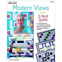 Modern View 3 Yard Quilts by Donna Robertson for Fabric Cafe