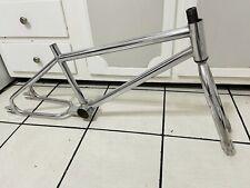 Mongoose Californian Frame And Fork Set Fits Hutch GT Redline CW Diamondback Bmx
