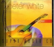 PETER WHITE Glow RARE OUT OR PRINT SACD 5.1 SURROUND SOUND DISC