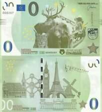 Biljet billet zero 0 Euro Memo - Eifelpark Gondorf (070)