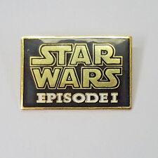 "Star Wars Episode One Logo Pin 1¾"" - FREE S&H (SWPI-62)"