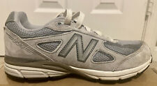 New Balance 990v4 KJ990GLG Sneakers Youth Size Shoes 6M, Gray