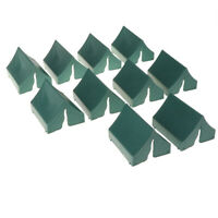 10 Pcs Army Model Toy Soldiers Army Accessories - Tent, Military Model Kits