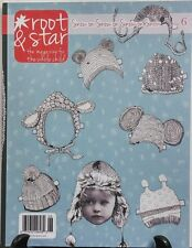 Root & Star Issue 6 Magazine for the Whole Child Snow on Snow FREE SHIPPING sb