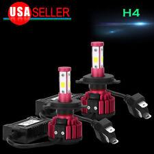 H4 HB2 9003 300W 48000LM LED Headlight Hi/Lo Beam HID 6000K Power Vehicle Lamp