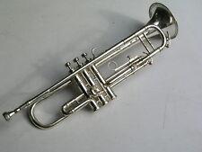 schöne silberne Trompete Julius Keilwerth Toneking de Luxe