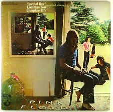 "2x 12"" LP - Pink Floyd - Ummagumma - #A3127 - washed & cleaned"