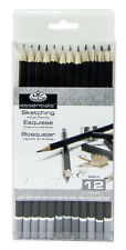 Royal & Langnickel Sketching Pencils Set 12 pc Draw Sketch Art Supply  Drawing