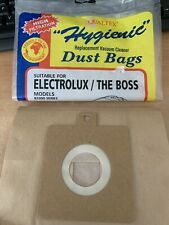 Pack Of 4 Dust Bags For Electrolux Vac(Model B3300).