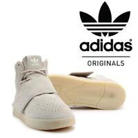 adidas Originals Men's Tubular Invader Strap Retro Shoes Sneakers Trainers