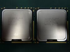 MATCHED PAIR Intel Xeon Processor SLBV8 L5640 12M Cache, 2.26 GHz, 5.86 GT/s QPI